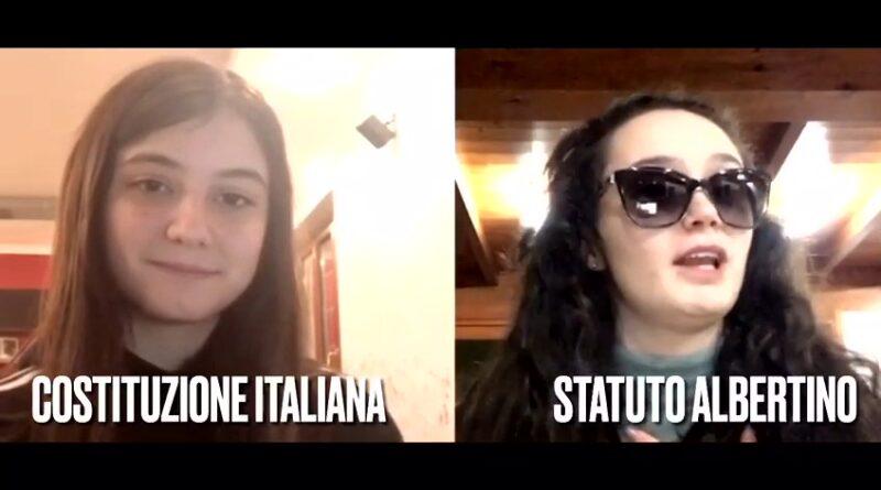 Statuto Albertino vs Costituzione italiana PT.2