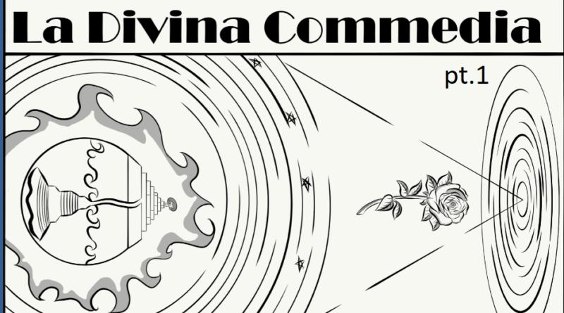 La Divina Commedia a fumetti – Pt.1