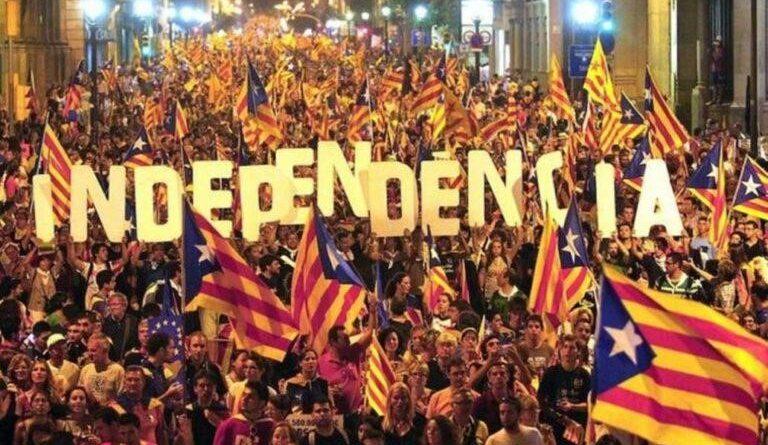 L'indipendentismo della Catalogna